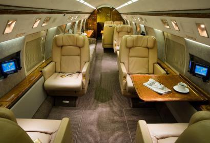 Продажа частного самолета Gulfstream IVSP 1999 в Киеве