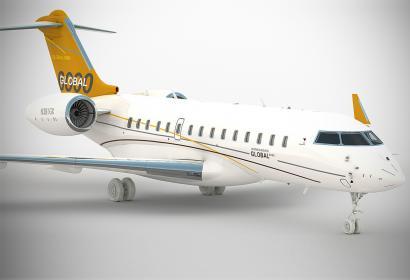 Продажа Bombardier Global 6000 в Киеве