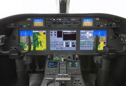 Продажа реактивного самолета Gulfstream G280 в Киеве