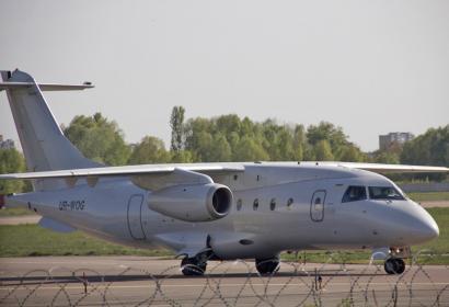 Продажа бизнес-джета Dornier 328 в Киеве
