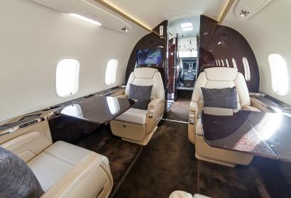 Продажа частного самолета Bombardier Challenger 350 '2017