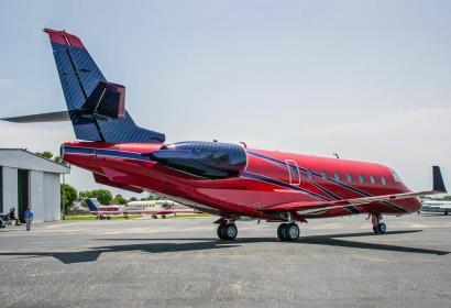 Продажа частного реактивного самолета Gulfstream G200 '2008