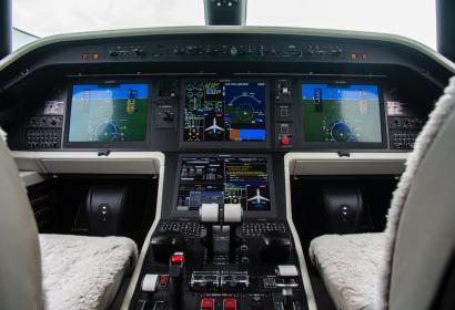 Продажа частного самолета Embraer Legacy 450 '2016