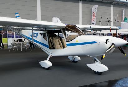 Продажа четырехместного самолета I.C.P.Ventura
