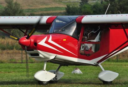 Продажа легкого частного самолета I.C.P. Savannah S в Украине