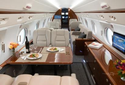 Продажа частного самолета Gulfstream G450 '2012