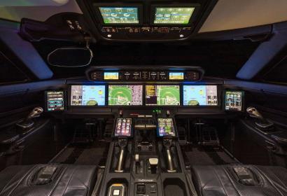 Продажа частного самолета Gulfstream G500 '2019