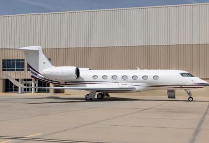 Продажа Gulfstream G500