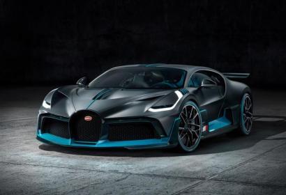 Новый фантастический гиперкар Bugatti Divo за 5 млн