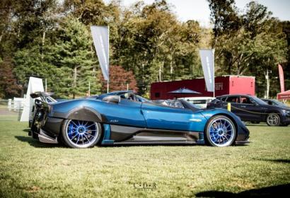 Pagani потеснила Rolls Royce в звании самого дорого автомобиля в мире