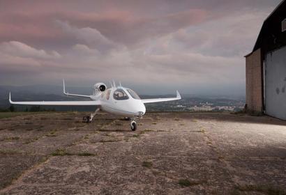 Будущее аэротакси: самый маленький в мире бизнес-джет Flaris Lar 1