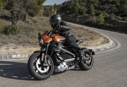Официально представлен первый электрический Harley-Davidson LiveWire 2020