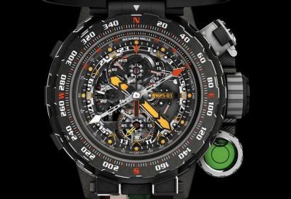 Эксклюзивная версия часов от Сталлоне и Ричард Милле ценой в $ 1 млн.