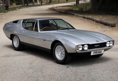 Jaguar Bertone Pirana - идеальный автомобиль, который придумали журналисты