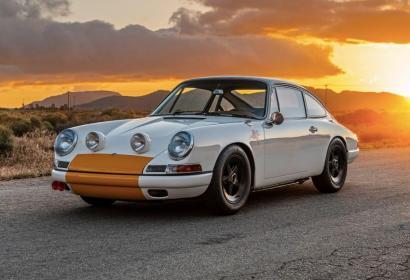 Emory Outlaw 911K — уникальный кастом на базе Porsche 356 от Emory Motorsports