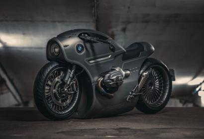 BMW R nineT в стиле дизельпанк от студии Zillers Garage