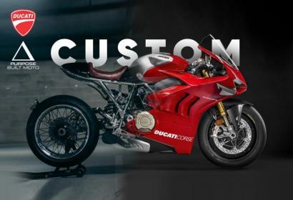 Элегантный кастом Ducati GT1000 Sport Classic Cafe Racer из Австралии