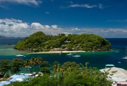 Изоляция со вкусом: в Карибском море продается частный остров-курорт