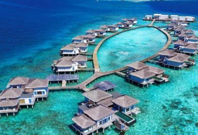 Полное погружение: курорт Raffles Maldives Meradhoo для семейного отдыха