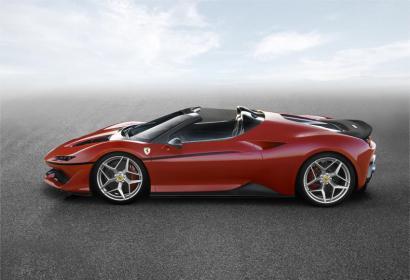 Лимитированная Ferrari J50
