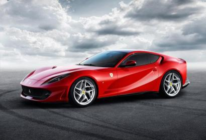 Ferrari представила великолепную новинку: 812 Superfast