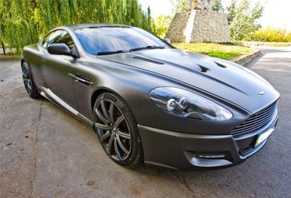 Аренда Aston Martin DB9