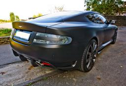 Аренда Aston Martin DB9 DBS Edition в Киеве