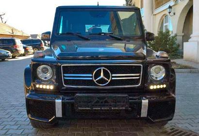 Аренда Mercedes-Benz G-class