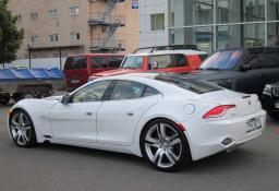 Продажа Fisker Karma EcoSport в Киеве