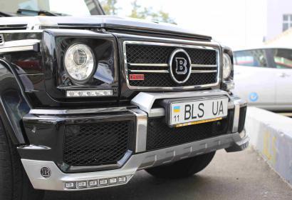 Аренда Mercedes-Benz G-class 55 в Киеве
