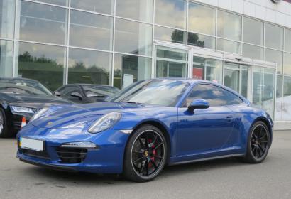 Продажа Porsche 911 Carrera 4S 3.8 Coupe в Киеве
