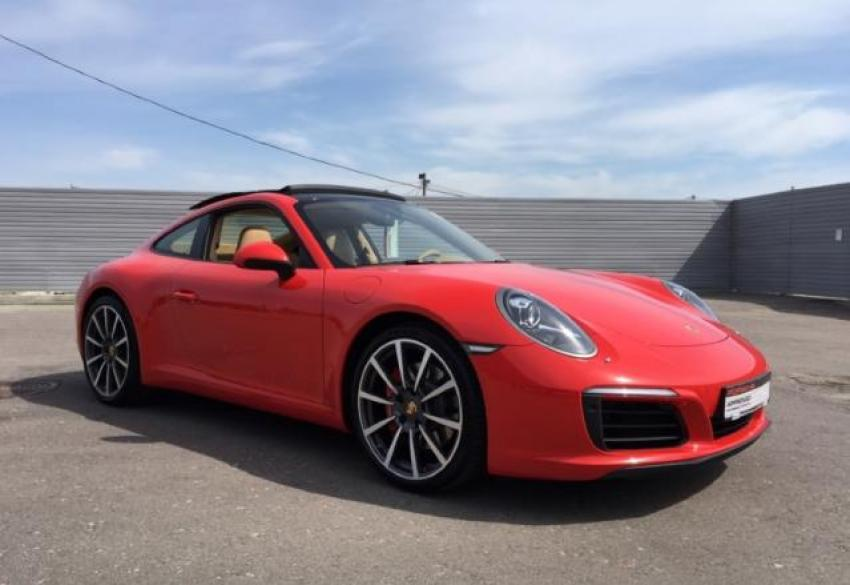 Продажа Porsche 911 Carrera S Coupe в Чубынськом