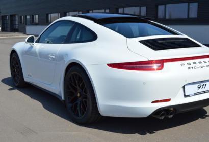 Продажа Porsche 911 Carrera 4 GTS в Киеве