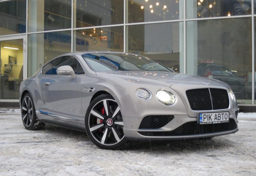 Продажа Bentley Continental GT 4.0i V8 S в Киеве