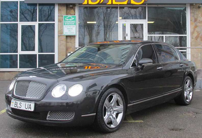 Аренда Bentley Continental Flying Spur