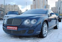 Продажа люксового купе Bentley Continental GT '2008 в Киеве