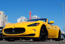 Продажа Maserati GranCabrio в Киеве