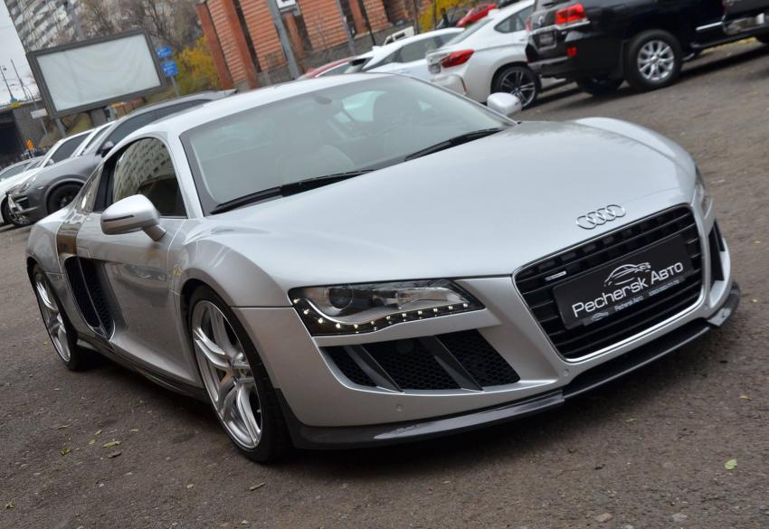 Продажа Audi R8 V10 в Киеве