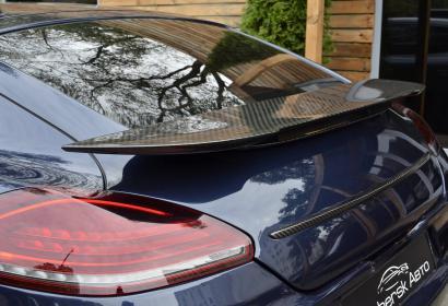 Продажа Porsche Panamera Turbo в Киеве