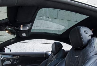 Продажа Mercedes-Benz S-class Coupe 500 4Matic AMG в Киеве
