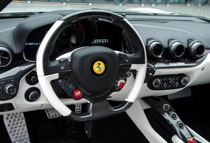 Продажа суперкара Ferrari F12 Berlinetta '2013 в Киеве