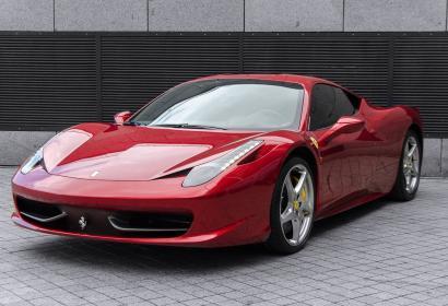 Продажа Ferrari 458 Italia в Киеве