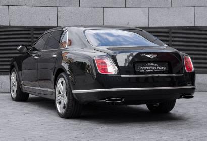 Продажа Bentley Mulsanne в Киеве