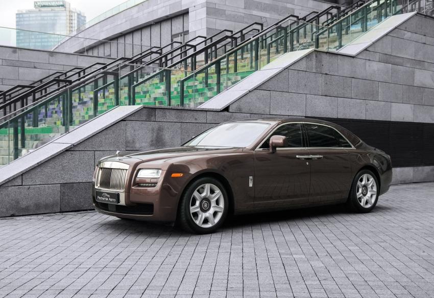 Продажа Rolls-Royce Ghost в Киеве