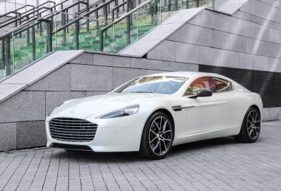 Продажа Aston Martin Rapide S Coupe Touchtronic в Киеве