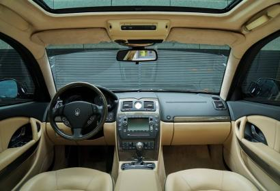 Продажа Maserati Quattroporte в Киеве