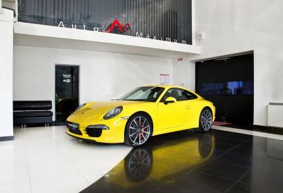 Продажа Porsche 911 Carrera S в Одессе