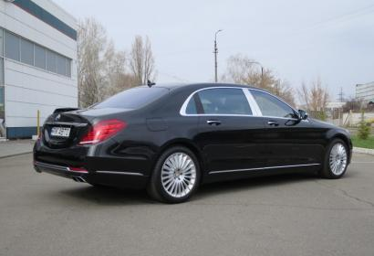 Продажа Mercedes-Benz S-class 600 V12 Long в Киеве
