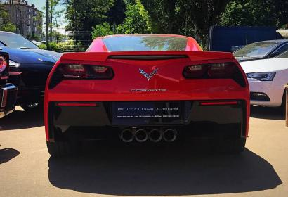 Продажа Chevrolet Corvette Stingray C7 в Киеве
