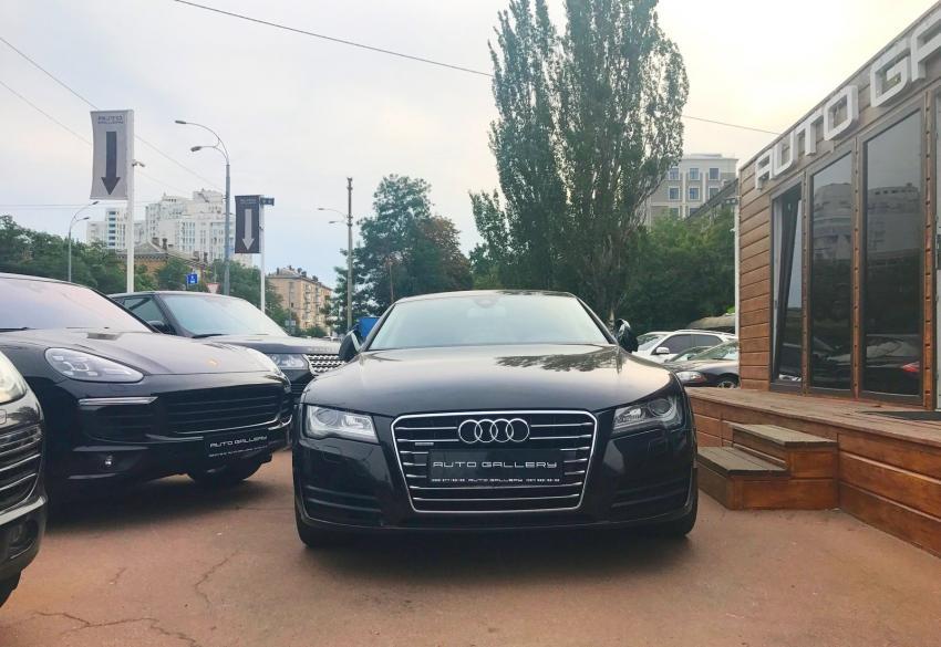 Продажа Audi A7 3.0TD Quattro в Киеве